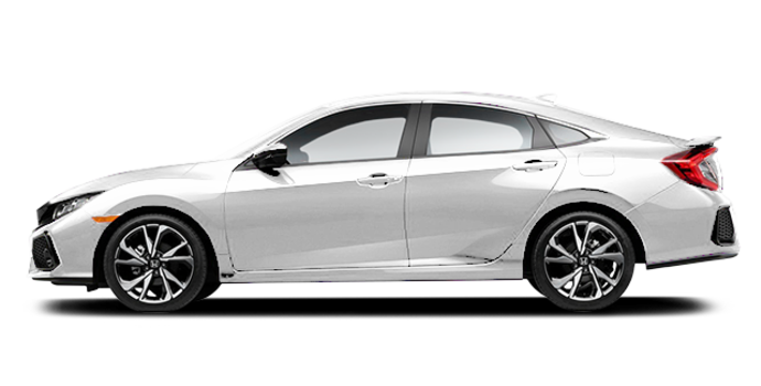 2018 Honda Civic Sedan SI | Photo 4 | White Orchid Pearl