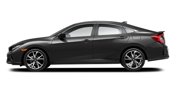 2018 Honda Civic Sedan SI | Photo 4 | Modern Steel Metallic