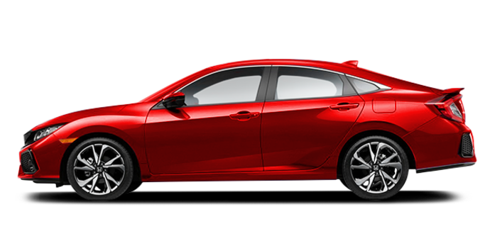 2018 Honda Civic Sedan SI | Photo 4 | Rallye Red