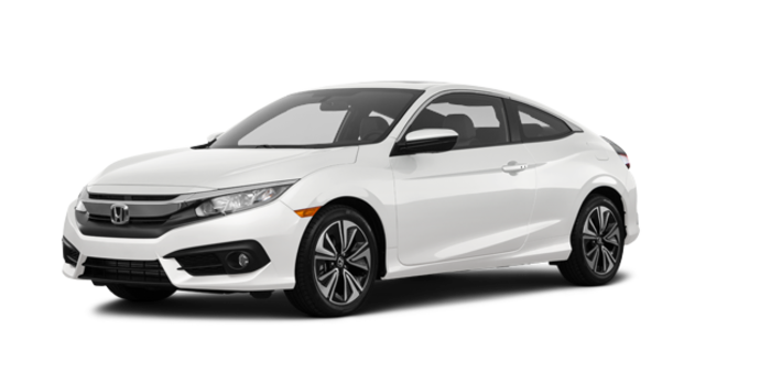 2018 Honda Civic Coupe EX-T | Photo 6 | White Orchid Pearl