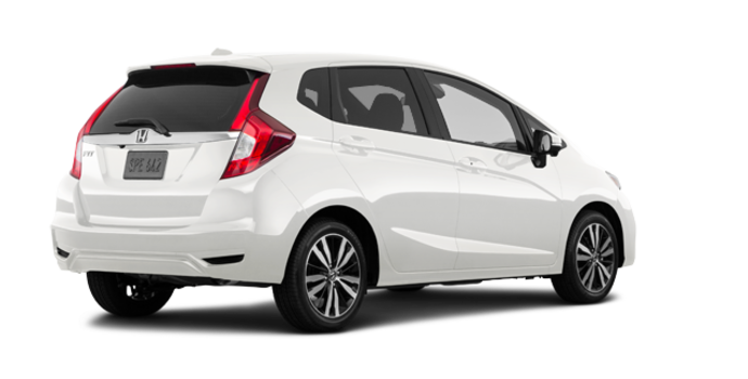 2018 Honda Fit EX-L NAVI | Photo 5 | White Orchid Pearl