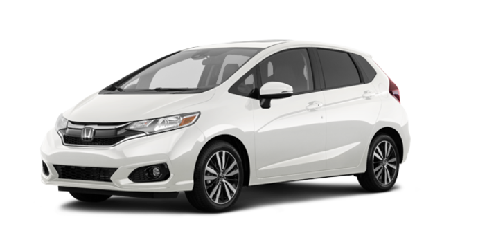 2018 Honda Fit EX-L NAVI | Photo 6 | White Orchid Pearl