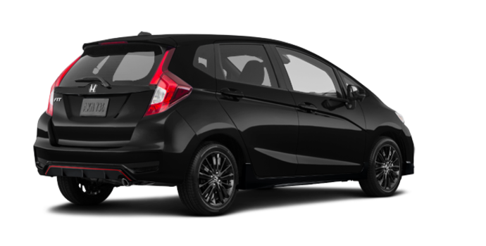 2018 Honda Fit SPORT SENSING | Photo 5 | Crystal Black Pearl