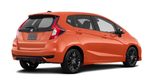 2018 Honda Fit SPORT | Photo 5 | Orange Fury