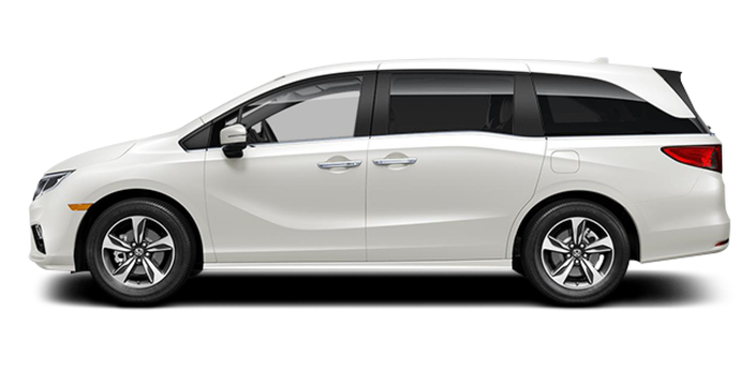 2018 Honda Odyssey EX-L NAVI | Photo 4 | White Diamond Pearl