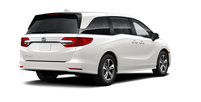 2018 Honda Odyssey EX-L NAVI | Photo 5 | White Diamond Pearl