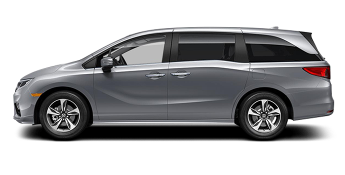 2018 Honda Odyssey EX-L RES | Photo 4 | Lunar Silver Metallic
