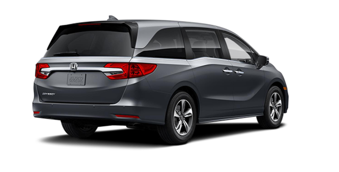 2018 Honda Odyssey EX-L RES | Photo 5 | Modern Steel Metallic