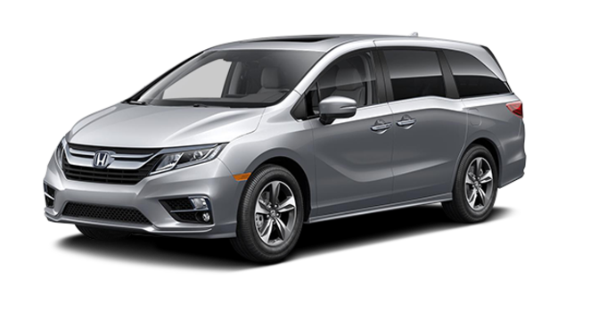 2018 Honda Odyssey EX-L RES | Photo 6 | Lunar Silver Metallic