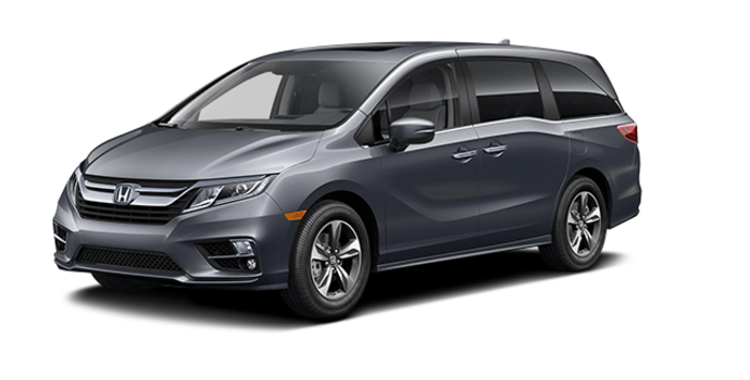 2018 Honda Odyssey EX-L RES | Photo 6 | Modern Steel Metallic