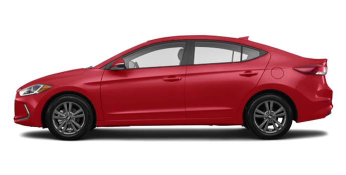 2018 Hyundai Elantra GL SE | Photo 4 | Fiery Red
