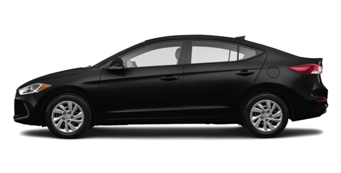 2018 Hyundai Elantra L | Photo 4 | Black Noir Pearl