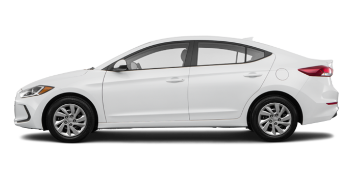 2018 Hyundai Elantra L | Photo 4 | Ice White