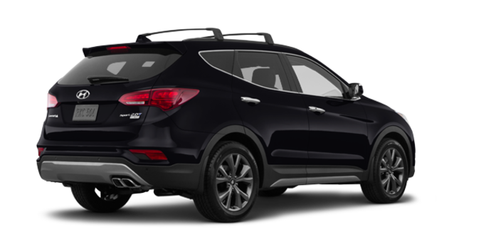 2018 Hyundai Santa Fe Sport 2.0T ULTIMATE | Photo 5 | Twilight Black