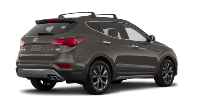 2018 Hyundai Santa Fe Sport 2.0T ULTIMATE | Photo 5 | Titanium Silver