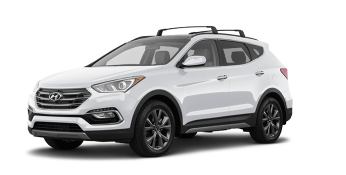 2018 Hyundai Santa Fe Sport 2.0T ULTIMATE | Photo 6 | Frost White Pearl