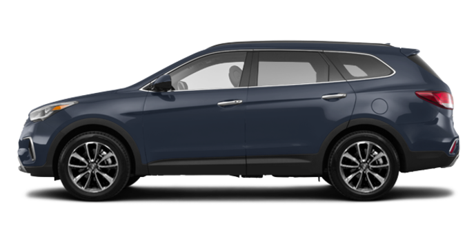 2018 Hyundai Santa Fe XL BASE | Photo 4 | Night Sky Pearl