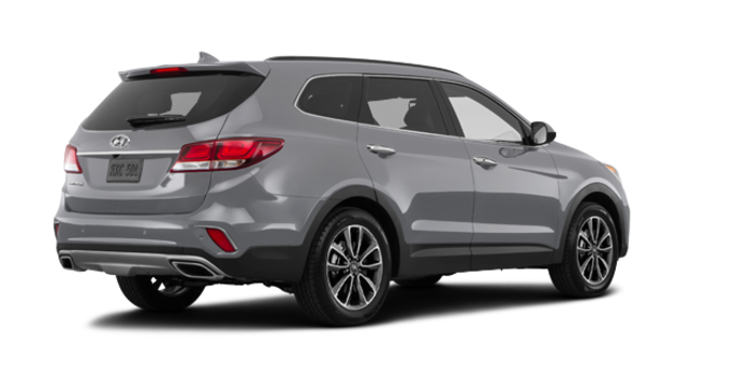 2018 Hyundai Santa Fe XL BASE | Photo 5 | Iron Frost