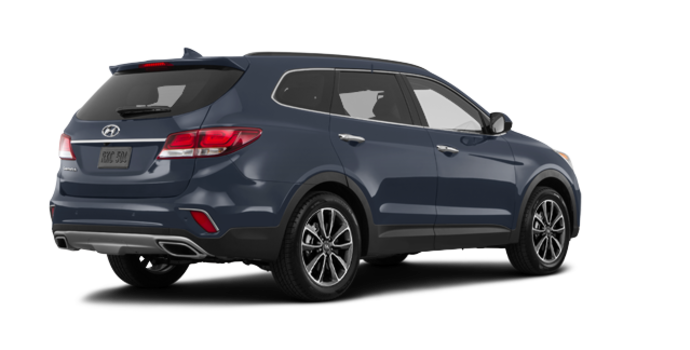2018 Hyundai Santa Fe XL BASE | Photo 5 | Night Sky Pearl