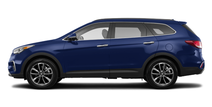 2018 Hyundai Santa Fe XL LUXURY | Photo 4 | Storm Blue