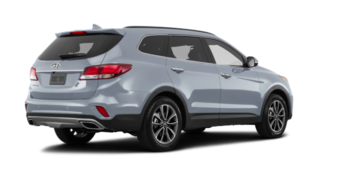 2018 Hyundai Santa Fe XL LUXURY | Photo 5 | Circuit Silver
