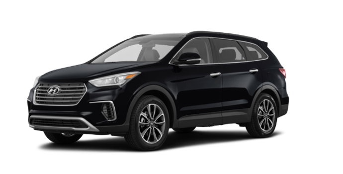 2018 Hyundai Santa Fe XL LUXURY | Photo 6 | Becketts Black