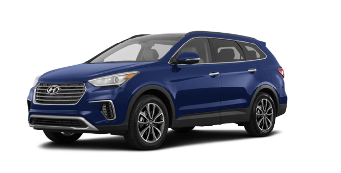 2018 Hyundai Santa Fe XL LUXURY | Photo 6 | Storm Blue