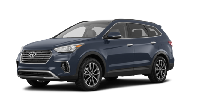 2018 Hyundai Santa Fe XL LUXURY | Photo 6 | Night Sky Pearl