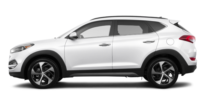 2018 Hyundai Tucson 1.6T ULTIMATE AWD | Photo 4 | Winter White
