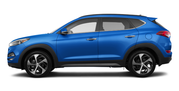 2018 Hyundai Tucson 1.6T ULTIMATE AWD | Photo 4 | Caribbean Blue