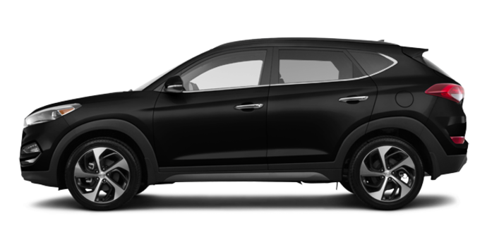 2018 Hyundai Tucson 1.6T ULTIMATE AWD | Photo 4 | Ash Black
