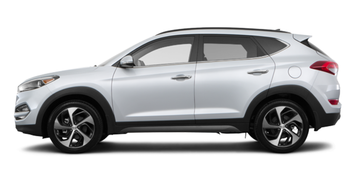 2018 Hyundai Tucson 1.6T ULTIMATE AWD | Photo 4 | Chromium Silver