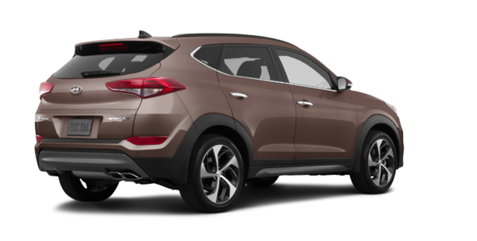 2018 Hyundai Tucson 1.6T ULTIMATE AWD | Photo 5 | Mojave Sand