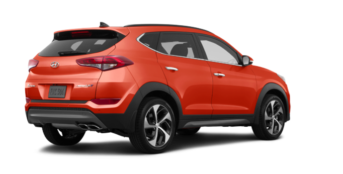 2018 Hyundai Tucson 1.6T ULTIMATE AWD | Photo 5 | Sedona Sunset