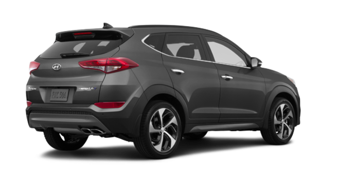 2018 Hyundai Tucson 1.6T ULTIMATE AWD | Photo 5 | Coliseum Grey