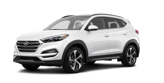 2018 Hyundai Tucson 1.6T ULTIMATE AWD | Photo 6 | Winter White
