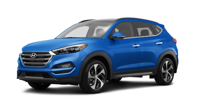 2018 Hyundai Tucson 1.6T ULTIMATE AWD | Photo 6 | Caribbean Blue