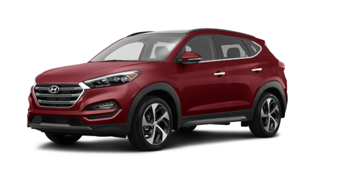 2018 Hyundai Tucson 1.6T ULTIMATE AWD | Photo 6 | Ruby Wine