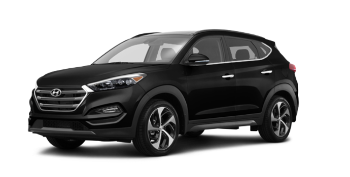 2018 Hyundai Tucson 1.6T ULTIMATE AWD | Photo 6 | Ash Black