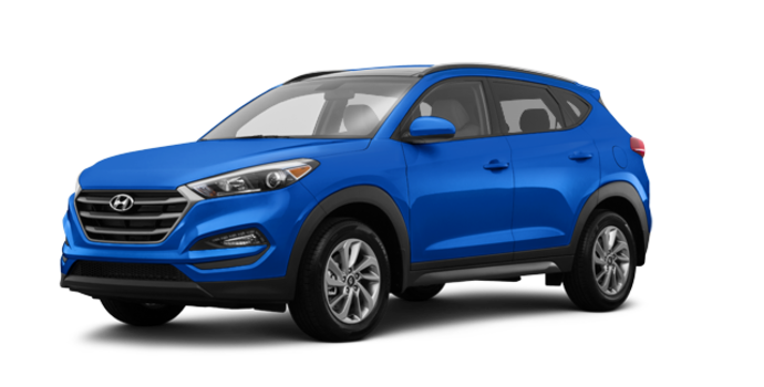 2018 Hyundai Tucson 2.0L SE | Photo 6 | Caribbean Blue