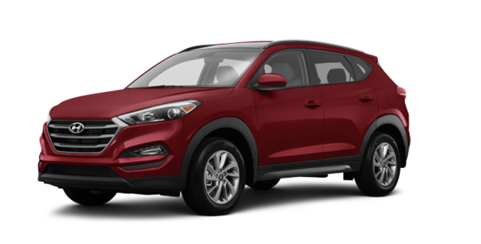 2018 Hyundai Tucson 2.0L SE | Photo 6 | Ruby Wine