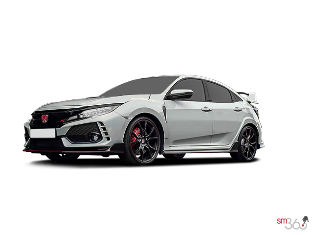 2017 Honda CIVIC HB TYPE R