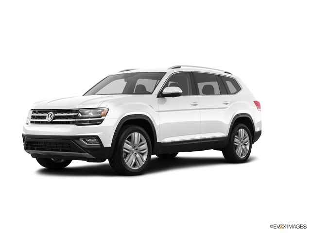 2018 Volkswagen Atlas Execline 4Motion w/ R-Line Package