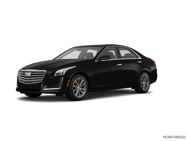 Cadillac CTS Sedan Luxury AWD 2018