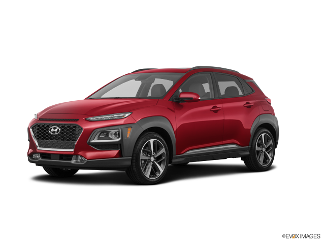Hyundai Kona ULTIMATE 2018