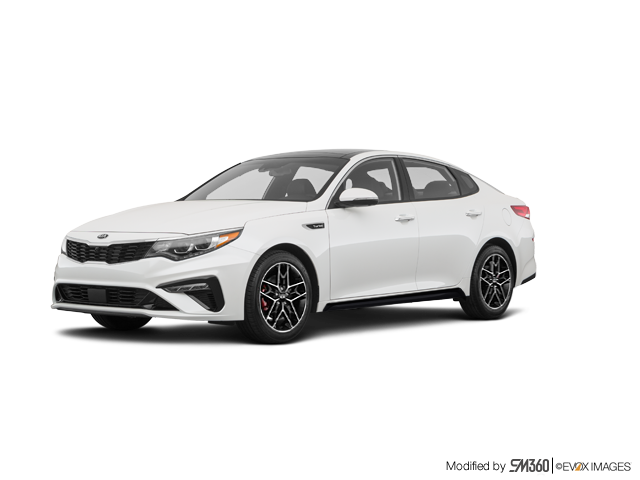 2019 Kia Optima SXL Turbo