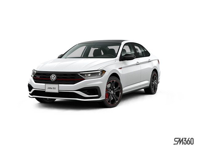 2019 Volkswagen Jetta GLI 35th 2.0T 7sp DSG at w/Tip (Offered Until 04.2019)