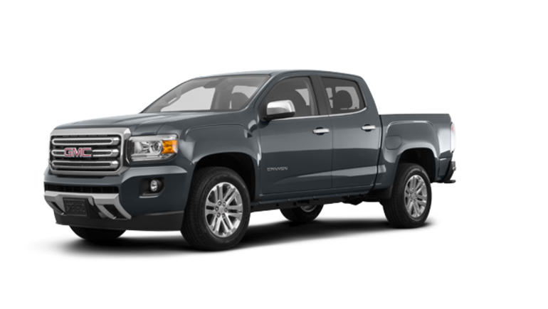GMC Canyon SLT 2017