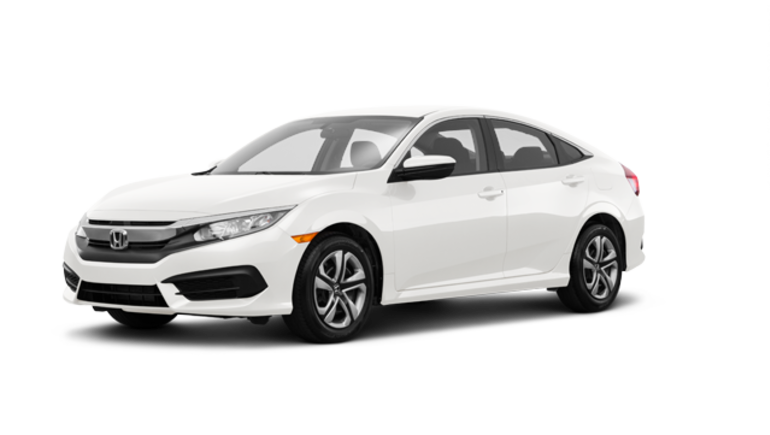 Honda Civic Sedan LX-HONDA SENSING 2017