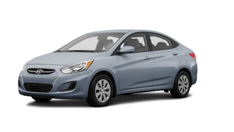 Hyundai Accent Sedan GL 2017